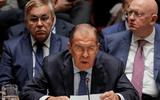 """Mỹ - Nga - Trung """"đại chiến"""" tại Liên Hợp Quốc vì các biện pháp trừng phạt Triều Tiên"""