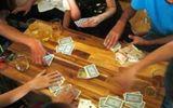 Đột kích quán nhậu, bắt quả tang 10 người đang say sưa đánh bạc
