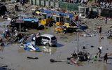Indonesia chôn cất tập thể các nạn nhân thảm họa động đất, sóng thần