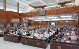 Vinamilk đồng hành tổ chức lễ mừng thọ & chăm sóc sức khỏe cho 1000 người cao tuổi