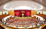 Hội nghị Trung ương 8: Đẩy mạnh phát triển kinh tế - xã hội, tăng cường xây dựng Đảng