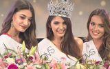 """""""Đối thủ"""" của Tiểu Vy - Hoa hậu Áo bị tước vương miện trước thềm Miss World 2018"""
