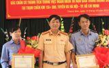 Khen thưởng hai nhân viên đường sắt dừng đoàn tàu khẩn cấp, tránh tai nạn