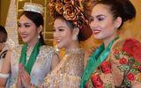 Đại diện Việt Nam Phương Khánh giành huy chương Vàng trang phục dân tộc tại Miss Earth