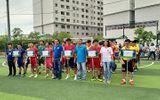 Đội bóng Trường Đại học Công nghiệp Thực phẩm TP.HCM vô địch giải bóng đá Giao lưu và kết nối