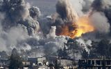 Liên minh Mỹ tiếp tục bị tố sử dụng bom phốt pho trắng để tấn công Syria