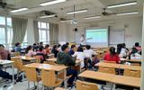 34 sinh viên chương trình liên kết quốc tế lên đường nhập học tại MEIHO University