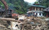 Indonesia: Lũ quét, lở đất phá hủy một trường tiểu học, cuốn trôi 29 học sinh