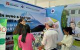 Trường Đại hoc Công nghiệp Thực phẩm TP.HCM tham gia hội chợ triển lãm công nghệ năm 2018
