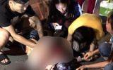 Nam thanh niên dùng dao đâm gục người yêu cũ trên phố Hà Nội ra đầu thú