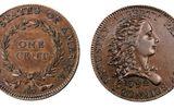 Đồng xu cổ duy nhất không có chữ ở rìa được rao giá 23 tỷ đồng