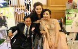 Hồ Ngọc Hà xúc động trong ngày cưới 40 cặp khuyết tật