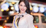 Nguyễn Thúc Thùy Tiên lên đường tham gia Hoa hậu Quốc tế 2018