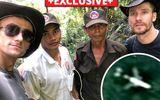 Nhóm tìm kiếm MH370 ở rừng rậm Campuchia bị thương, mất máu và kiệt sức