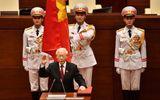 Điện mừng Tổng Bí thư Nguyễn Phú Trọng được bầu làm Chủ tịch nước