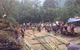 Hà Giang: Bật lửa phát nổ, cả ngôi nhà bùng cháy dữ dội