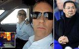 Hành động anh dũng của 2 phi công khi máy bay chở Chủ tịch Leicester City gặp nạn