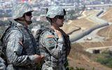 """Mỹ điều 5.200 lính tới sát biên giới Mexico nhằm chặn cuộc """"di cư xâm lược"""""""