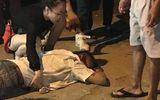 Nghi án tài xế taxi bị nhóm đối tượng bắn súng, chèn xe qua người sau va chạm