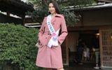 Giữa thời tiết giá lạnh, Thùy Tiên vẫn ghi điểm tại Hoa hậu Quốc tế bởi gu thời trang thời thượng