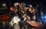 """""""Nạn nhân thứ 3"""" bí ẩn là manh mối xác định danh tính 2 phụ nữ trên xe Mercedes rơi xuống sông Hồng"""