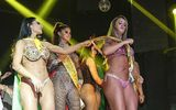 Thí sinh ngang nhiên cướp giải tại cuộc thi Hoa hậu vòng ba ở Brazil