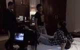 """Quỳnh búp bê tập 25: Vừa ăn tát của Quỳnh, Đào lại bị My sói dàn cảnh quay clip """"nóng"""""""