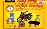 Tưng bừng khai trương siêu thị Điện máy Toàn Cầu – Đại lý chính thức của SATO Việt Nhật