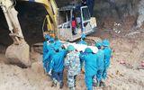 Tìm thấy một thi thể phu vàng mắc kẹt trong hang tại Hòa Bình