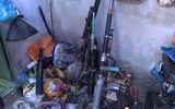 Điều tra nhóm thanh niên nghiện ma túy tổ chức trộm cắp và tự chế tạo súng