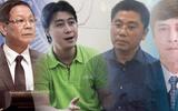 Những hình ảnh đầu tiên của cựu tướng Phan Văn Vĩnh và 91 đồng phạm hầu tòa