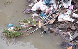 Hốt hoảng phát hiện thi thể đang phân hủy trên sông ở Hải Phòng