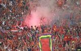 CĐV Myanmar hy vọng fan Việt Nam không mang pháo sáng vào sân