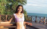 Ngắm Hoa hậu Tiểu Vy mặc bikini khoe cơ bụng tại Miss World