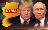 """Nga-Mỹ-Thổ-Iran-Kurd: Cuộc đối đầu """"lạnh"""" giữa các """"tiểu vương quốc"""" ở Syria"""