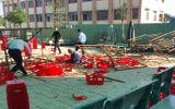 Tin tức thời sự 24h mới nhất ngày 21/11/2018: Sập giàn giáo ở sân trường, 25 học sinh bị thương