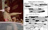FBI nghi ngờ Adolf Hitler sống sót sau Thế chiến thứ II, trốn ở Argentina 30 năm?