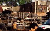 Video: Hiện trường vụ cháy xe bồn chở xăng khiến 6 người chết ở Bình Phước