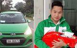 Hà Tĩnh: Tài xế taxi tốt bụng tham gia đỡ đẻ cho sản phụ ngay trên xe