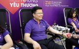 Hàng ngàn nhân viên TPBank trên cả nước hào hứng tham gia hiến máu nhân đạo