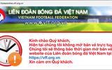 Cách mua vé online trận bán kết AFF Cup 2018 Việt Nam vs Philippines