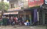 Cháy cửa hàng quần áo lúc nửa đêm ở Hà Nội, 1 người tử vong
