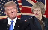 Tổng thống Mỹ Donald Trump chỉ trích thỏa thuận Brexit của Thủ tướng Anh Theresa May