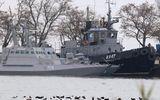 """""""Kho vũ khí khủng"""" trên tàu chiến Ukraine bị Nga bắt trên biển Đen"""