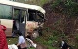 Quảng Ninh: Xe khách 29 chỗ va chạm với xe tải đông lạnh, nhiều hành khách bị thương