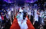 """Chuyện tình ly kỳ của cặp đôi 13 năm bên nhau vừa làm """"siêu đám cưới"""" 4 tỷ ở Thái Nguyên"""