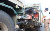 Tai nạn giao thông nghiêm trọng, tài xế và phụ xe tử vong trong cabin