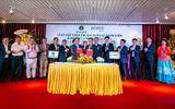 Lễ ký kết hợp tác toàn diện giữa Công ty Phú Long và Tập đoàn Posco E&C