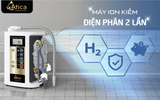 """4 điểm """"độc nhất vô nhị"""" của máy tạo nước ion kiềm giàu hydro Atica"""