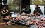 """Tiêu hủy 600kg thịt heo tại lò mổ """"chui"""" từng 4 lần bị xử phạt hành chính"""
